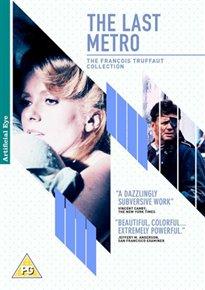 LE DERNIER MÉTRO/LAST METRO (PG) FRANCE 1980 TRUFFAUT, FRANCOIS DVD - £15.99 BLU RAY - £19.99